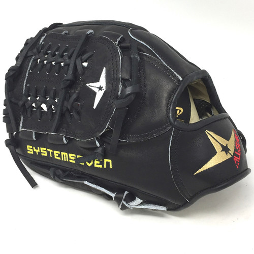 All-Star System Seven FGS7-PIBK 11.75 Baseball Glove Left Handed Throw