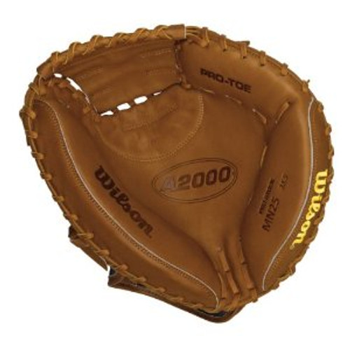 Wilson A2403 MN 25 Game Model Mike Napoli 33.5 (Right Handed Throw)