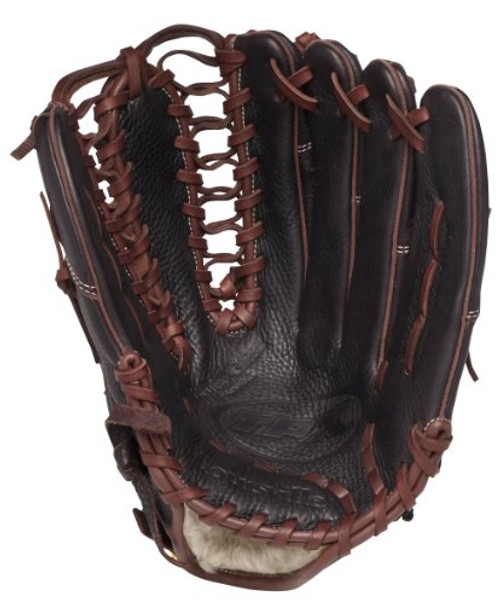 Louisville Slugger Omaha Pro Ball Glove (Brown, 12.75-Inch) (Left Handed Throw)