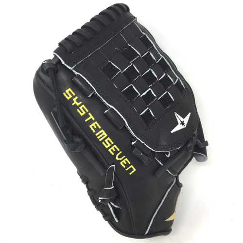 All-Star System Seven FGS7-PTBK Baseball Glove 12 Inch Left Handed Throw