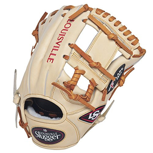 Louisville Slugger Pro Flare Cream 11.5 inch Baseball Glove