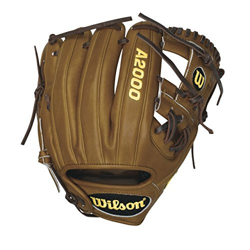 Wilson A2000 Pedroia DP15 Game Model Baseball Glove 11.5