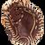 Rawlings Gold Glove Gamer GGLESC21-125 First Base Mitt (Left Hand Throw)