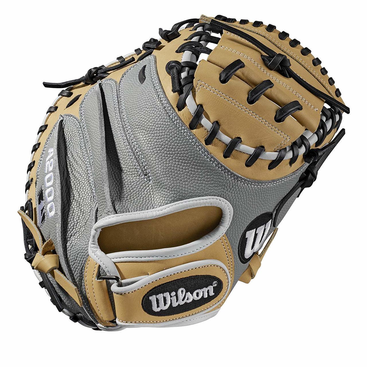 wilson catchers mitt wta20rb19pfcm33