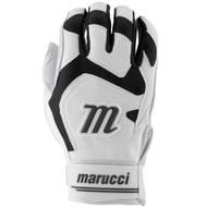 Marucci Signature Youth Batting Gloves Black Youth Large