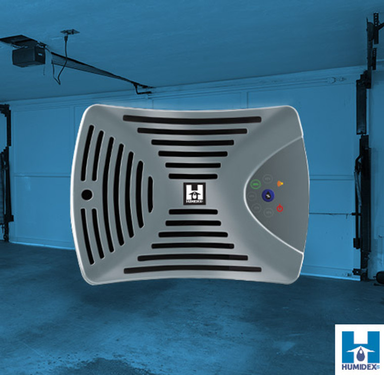 GVS-SD2Garage ventilation system humidex