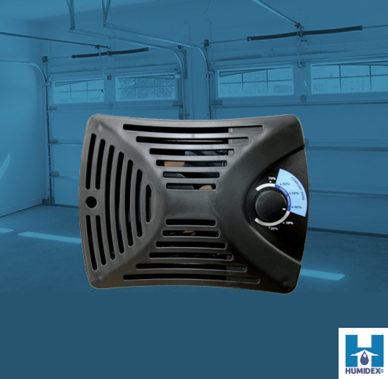 GVS-H-BGarage ventilation system humidex