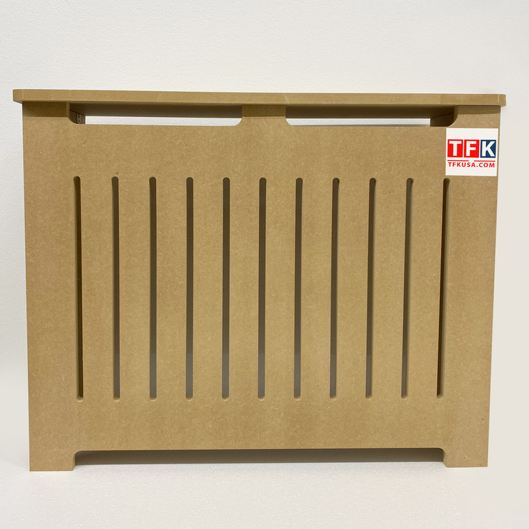 MDF Radiator Cover Heating Cabinet - Custom Made - MD9