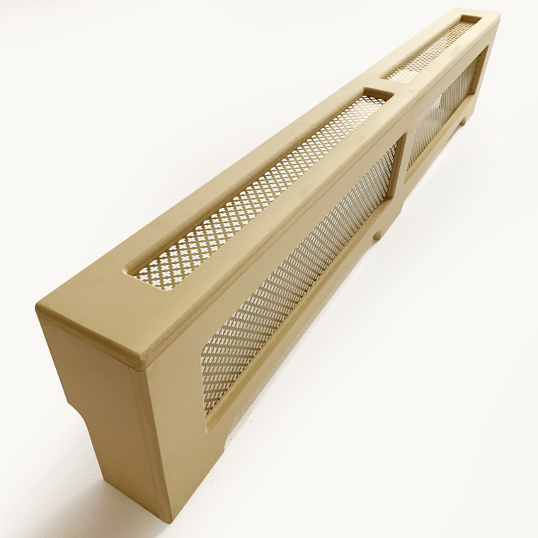 Mesh fronted radiator cover - Metal Radiator Cover