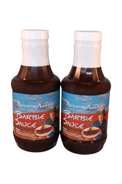 Barbie Sauce  Two Pack