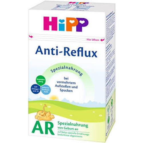 HiPP Anti-Reflux. Helps reduce reflux symptoms in babies Free shipping. Same day pick up available in San Jose, Ca