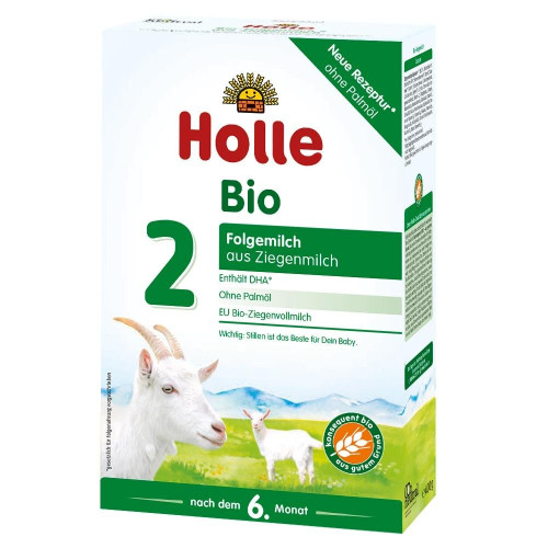 Holle Goat Stage 2, Organic, Holle Baby Formula, Holle Free Shipping, Bay Area, Dairy Free