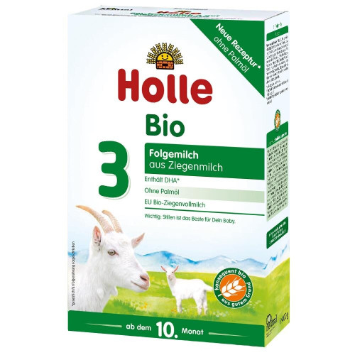 Holle Goat Stage 3, Organic, Holle Baby Formula, Holle Free Shipping, Bay Area, Dairy Free