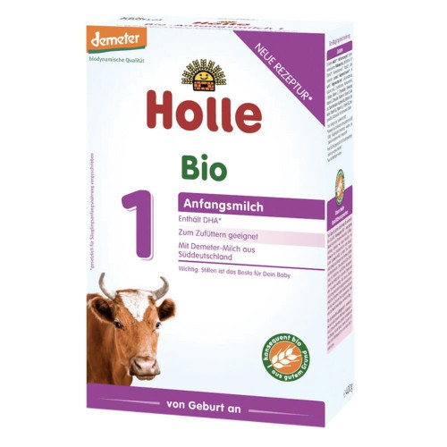 Holle Cow Stage 1, Organic, Holle Baby Formula, Holle Free Shipping, Bay Area