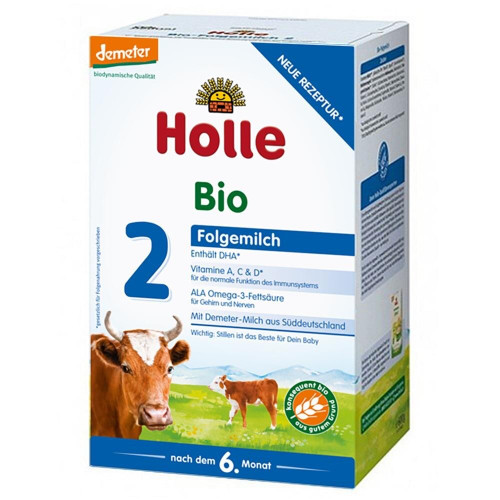 Holle Cow Stage 2, Organic, Holle Baby Formula, Holle Free Shipping, Bay Area