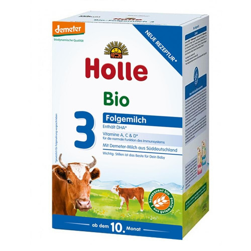 Holle Cow Stage 3, Organic, Holle Baby Formula, Holle Free Shipping, Bay Area