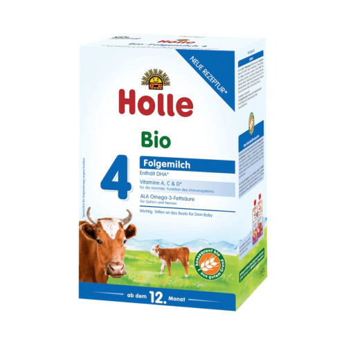 Holle Cow Stage 4, Organic, Holle Baby Formula, Holle Free Shipping, Bay Area