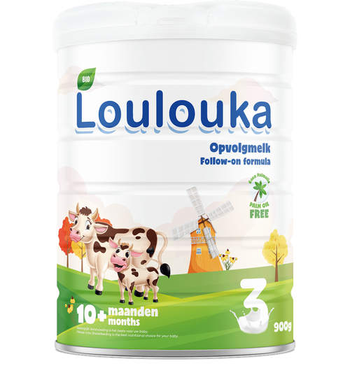 Loulouka Organic Baby Formula Stage 3 Bay Area Same Day Pick Up Available