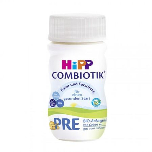 HiPP Pre Ready to Feed (90ml) Great to pack in your hospital bag or take on trips Free shipping or contactless delivery