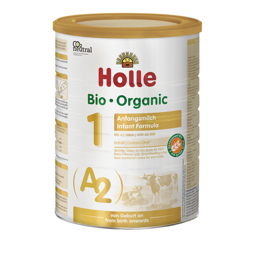 Holle A2 Organic Infant Formula Stage 1 -In Stock and Ready to Ship BabaBellies is a local Bay Area company offering same day pick up in San Mateo and San Jose