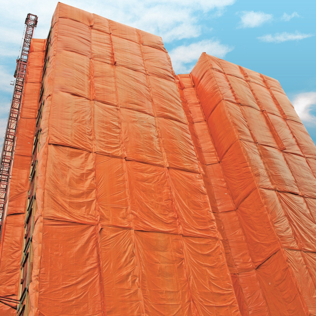 Insulated Hoarding Tarp
