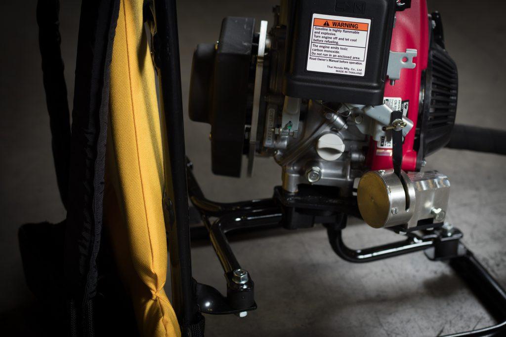 BACKPACK VIBRATOR 2.0HP MOTOR ONLY