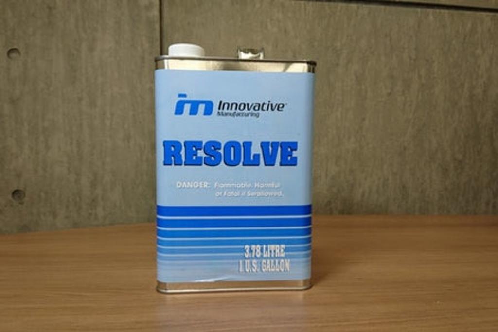 Resolve Re-dissolving Solvent