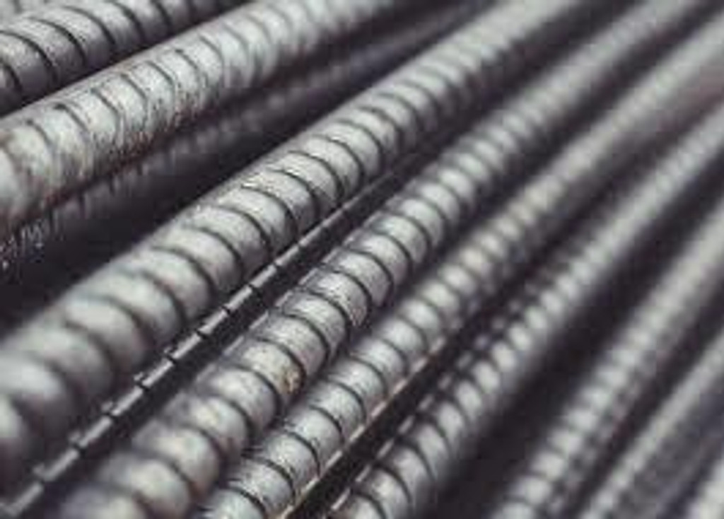 Steel Rebar at our Edmonton and Calgary, Alberta locations.