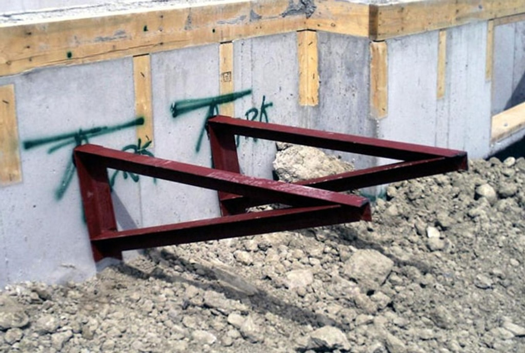 Concrete Support Angle Brackets