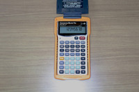 Calculated Industries 4065 Construction Master Pro Advanced Construction Math Calculator