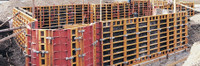 Concrete Forming Plywood