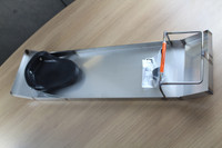 """28"""" x 8"""" Lightweight Stainless Knee Boards"""