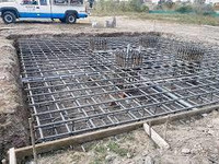 Steel Rebar available at our Edmonton and Calgary, Alberta locations.
