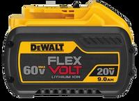 20V/60V MAX* FLEXVOLT 9.0 AH Battery