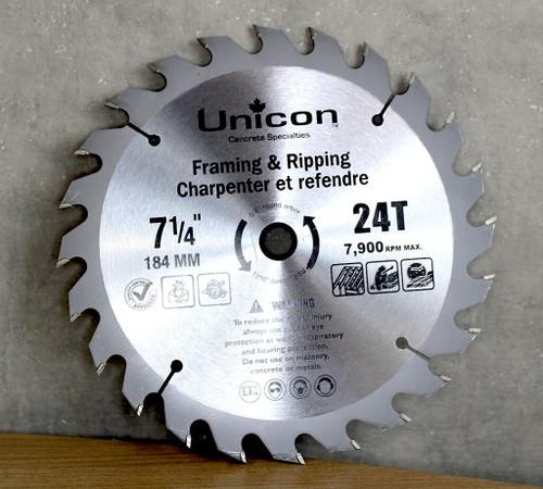 Unicon Wood Blade - Regular