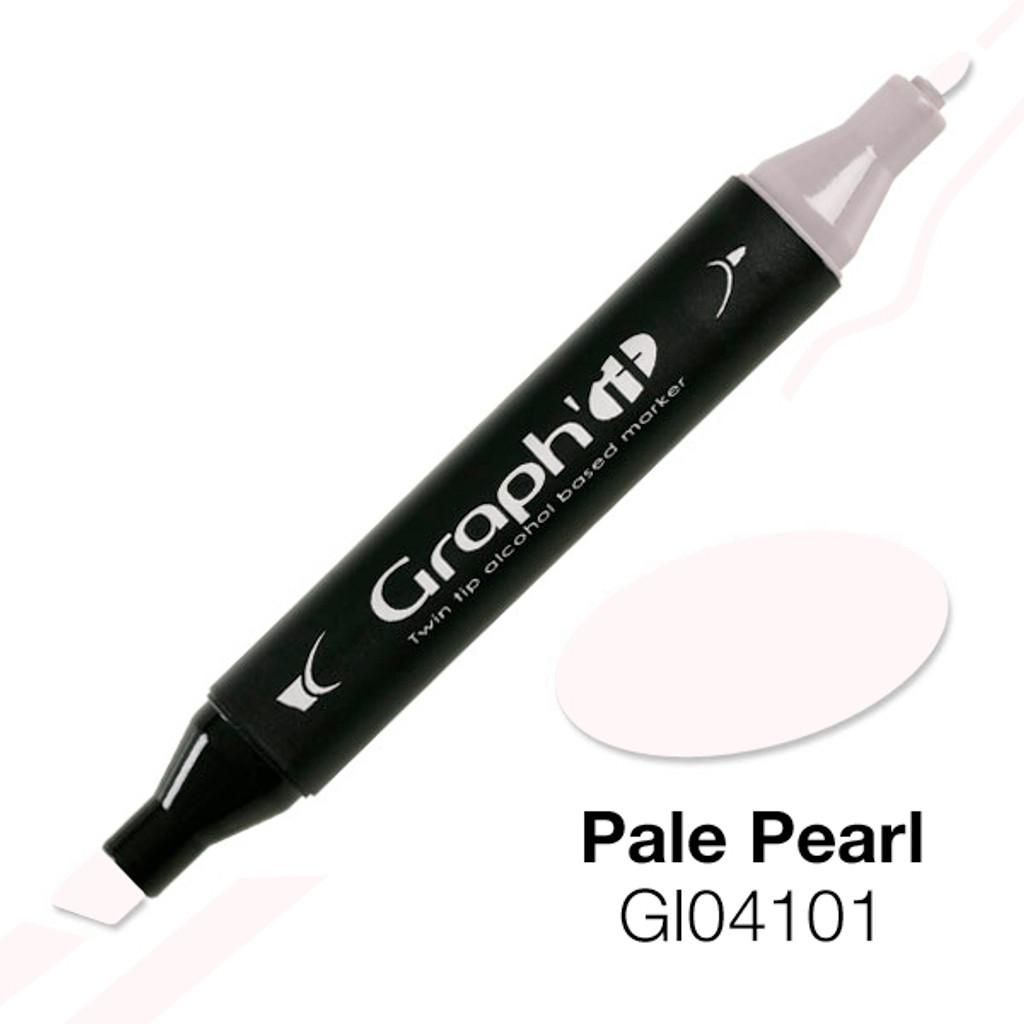 Graph'it alcohol based marker 4101 - Pale pearl