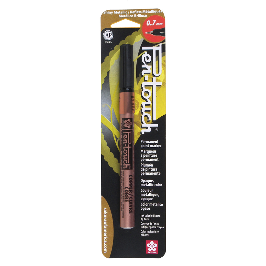 PENTOUCH EXTRA FINE 0.7MM - COPPER