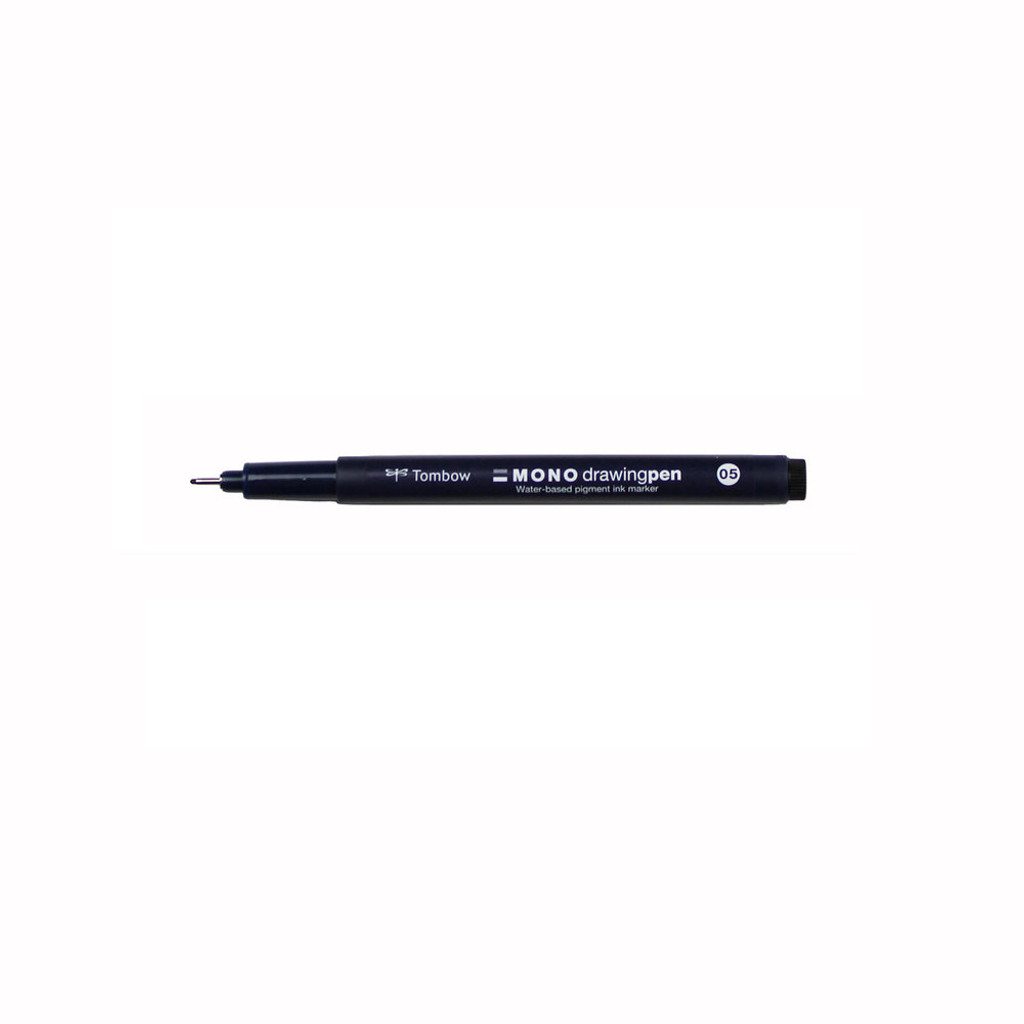 Tombow MONO Drawing Pen, 0.5mm