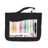 GRAPH'IT Set of 36 markers - Basic