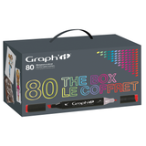 GRAPH'IT Box of 80 markers