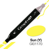 GRAPH'IT Alcohol based marker 1170 - Sun (Y)