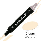 GRAPH'IT Alcohol based marker 1210 - Cream