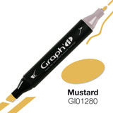GRAPH'IT Alcohol based marker 1280 - Mustard