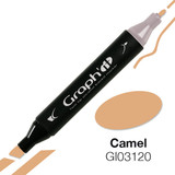 GRAPH'IT Alcohol based marker 3120 - Camel