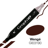 GRAPH'IT Alcohol based marker 3190 - Wengv©