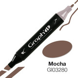 GRAPH'IT Alcohol based marker 3280 - Mocha
