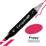 GRAPH'IT Alcohol based marker 5250 - Poppy
