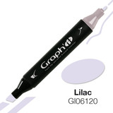 GRAPH'IT Alcohol based marker 6120 - Lilac
