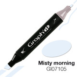 GRAPH'IT Alcohol based marker 7105 - Misty Morning