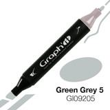 Graph'it Alcohol Chisel Marker 9205 - Green Grey 5